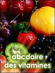 ABCDaire des vitamines