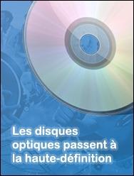 Les disques optiques passent à la haute-définition