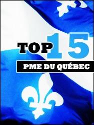 Top 15 des PME au Québec
