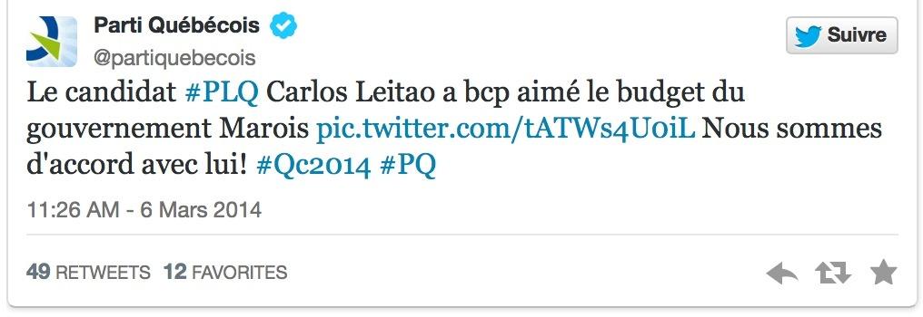 tweet-du-pq-contre-philippe-couillard-budget-2014