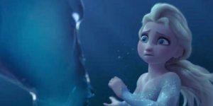 La Reine des neiges est inquiète