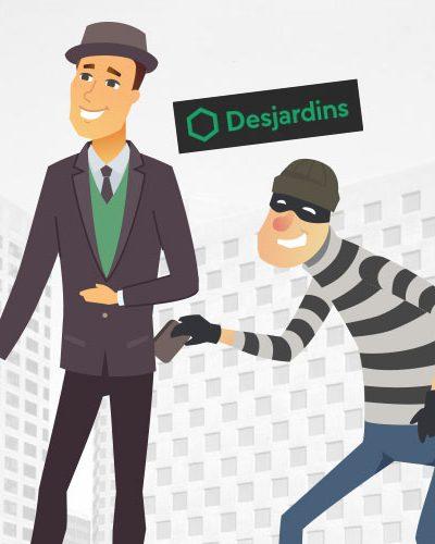 À quoi pourraient servir les données volées des membres de Desjardins