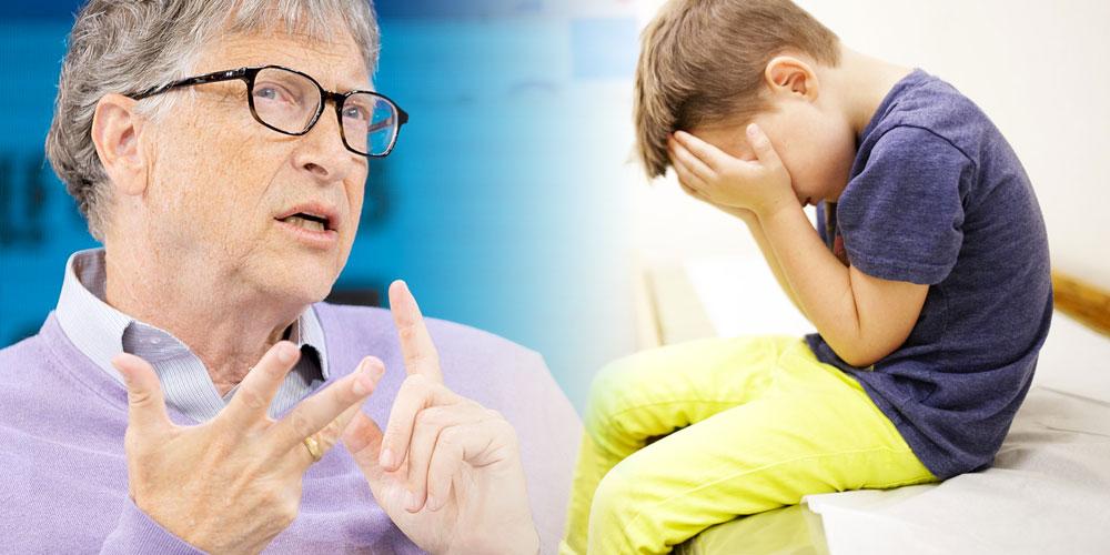Bill Gates est le visage du mal