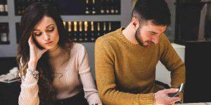 Couple qui ne connecte plus